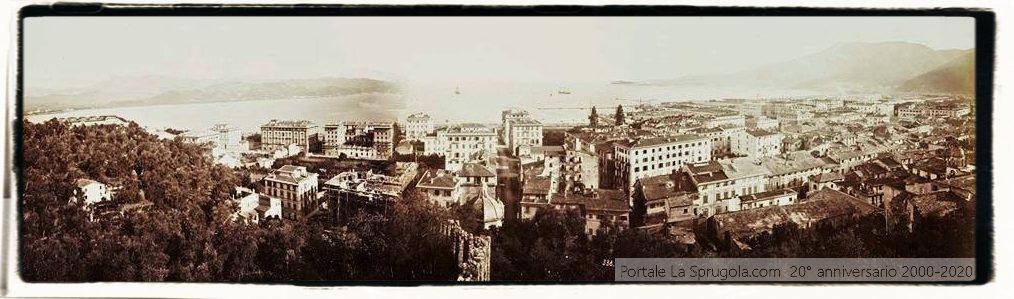 La Spezia e d'intorni:  Cartoline d'epoca